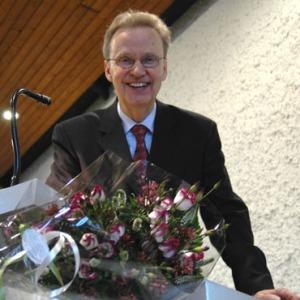 ds Jaap Zijlstra (foto in Pelgrimskerk, Haarlem, 2008)