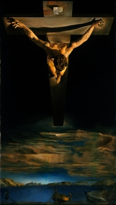 Christus van St. Johannes van het Kruis (Salvador Dalí, 1951)