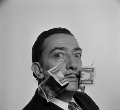 Dalí – wat een kunst (3) God alles in allen