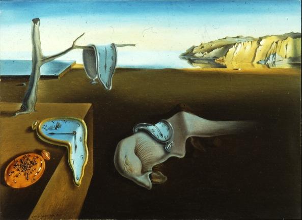 Dalí - Persistence of Memory (Duurzaamheid van de Herinnering) (1931)